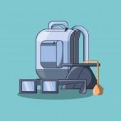 school objects design