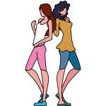 Supermodels avatar women design, Model fashion per...