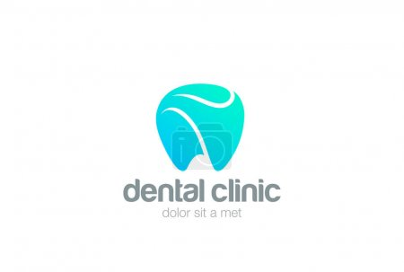 tooth business logo