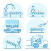 industrial manufacture conveyor