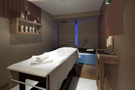Photo pour Hotel Massage intérieur - image libre de droit