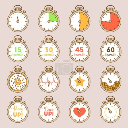 set of timers collection