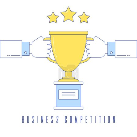 Business competition design