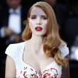 CANNES, FRANCE - MAY 28: Jessica Chastain attends ...