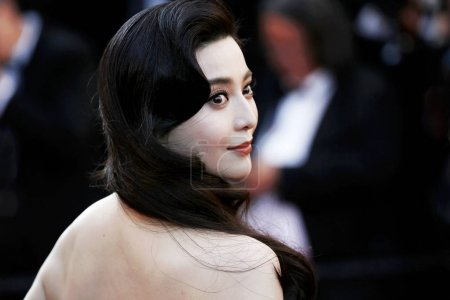 CANNES, FRANCE - MAY 28: Fan Bingbing attends the Closing Ceremony during the 70th Cannes Film Festival on May 28, 2017 in Cannes, France.