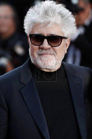 Director Pedro Almodovar