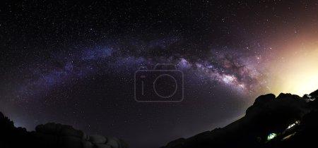 Milky Way View at Joshua Tree National Park