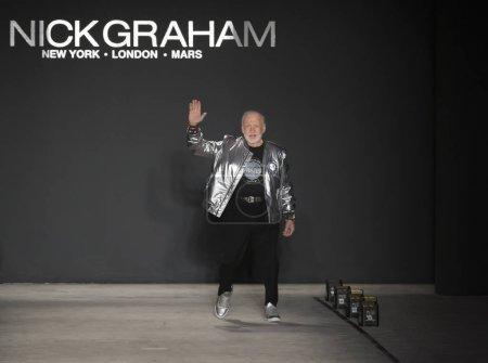Nick Graham Men Fall Winter