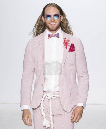 Nick Graham - Men Spring Summer 2018 Mens Show