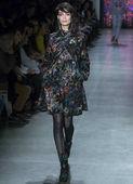 Anna Sui show - Fall Winter 2018, New York Fashion Week
