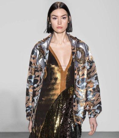Custo Barcelona show - Fall Winter 2018, New York Fashion Week