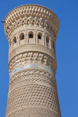 Kalon Minaret in Bukhara (Buxoro), Uzbekistan