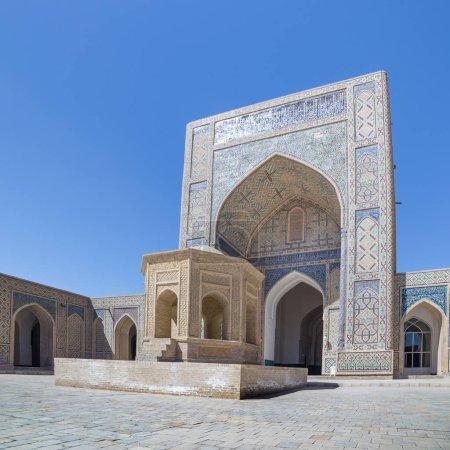Kalon Mosque in Bukhara - Buxoro, Uzbekistan