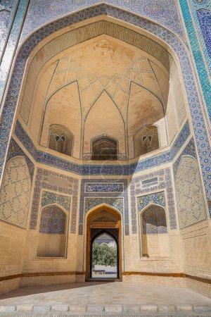 Kalon Mosque in Bukhara (Buxoro), Uzbekistan