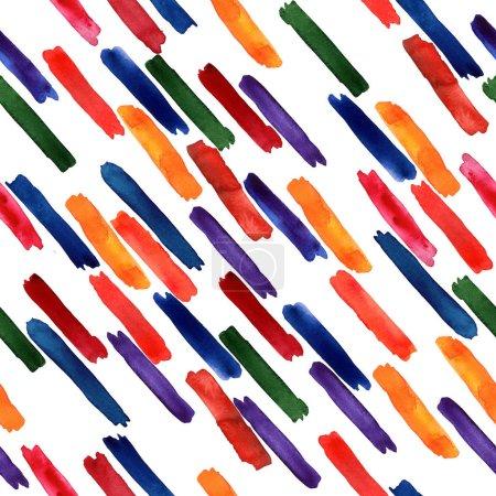 Photo pour Aquarelle abstraite fond coloré - image libre de droit