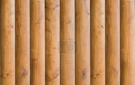 Photo pour Grumes de bois avec une texture de bois naturel - image libre de droit