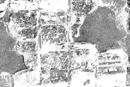 Photo pour Vieux mur de briques dans une image de fond - image libre de droit