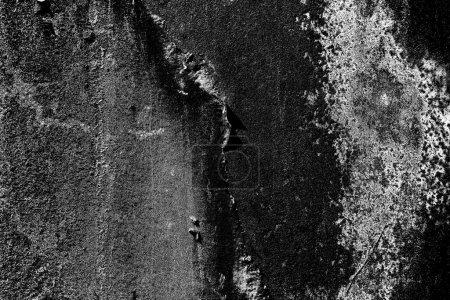 Photo pour Peinture peau rouille métal texture rugueuse - image libre de droit