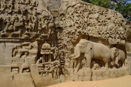 Mhabalipuram, Tamil Nadu