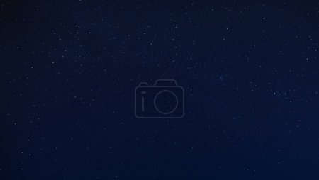 Photo for Starry sky over Raeford North Carolina for use in a background - Royalty Free Image