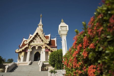The City Shrine in the city of Udon Thani in Thailand