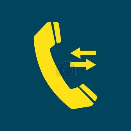 Phone sign simbol