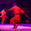 Shaolin, Luoyang, Henan Province / China - January...