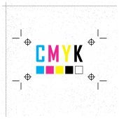 CMYK color model letter Prepress proofing concept Provider of printer ink and toner letterpress printers Keep printing!