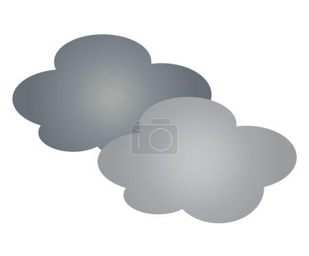 cloud shape icons