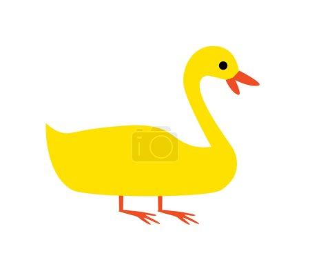 yellow duck icon