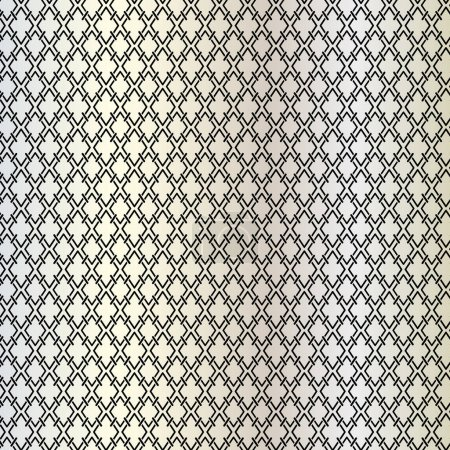 Silver white geometric pattern