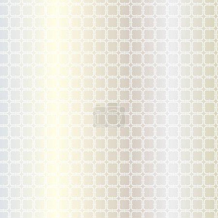 Silver white geometric pattern