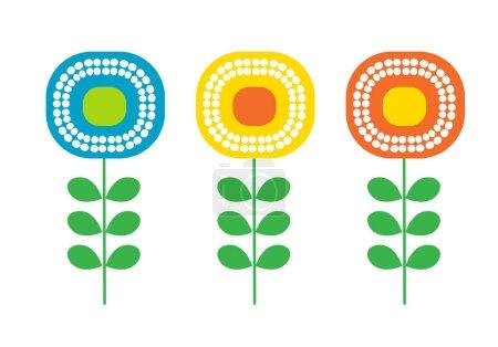 simple mod daisies