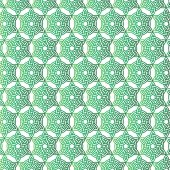 circular celtic knot pattern