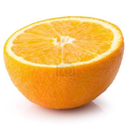 Photo pour Oranges fraîches isolés sur fond blanc - image libre de droit