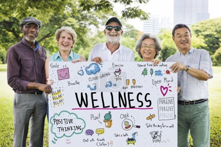 Healthcare and Wellness Concept