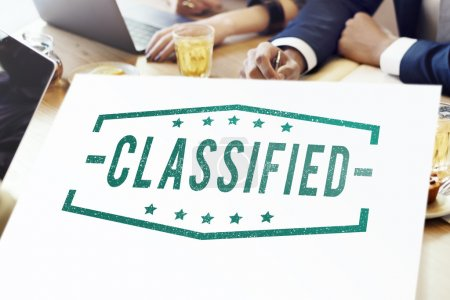 people discussing about Classified