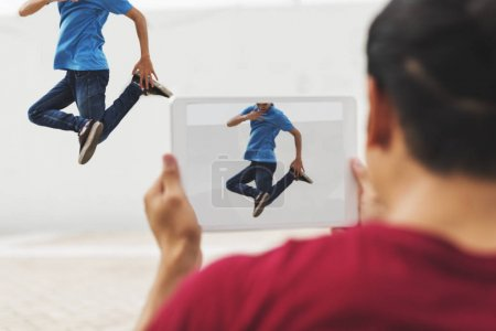 guys using digital tablet