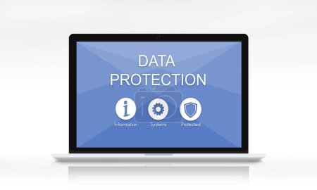 Design Template with Data Protection