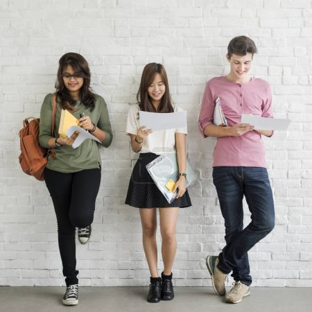 diversity Students Concept