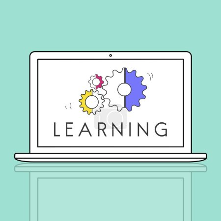 web design template laptop