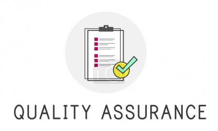 Graphic Text and Quality Assurance