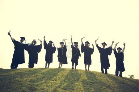 college Students Graduation