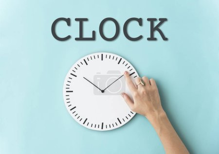 Clock Time and Puntual Circle