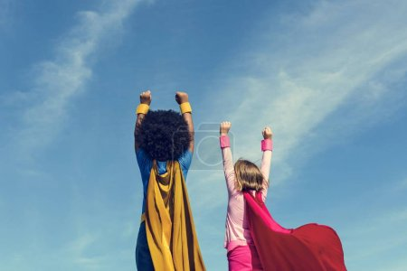 Children Super Heroes