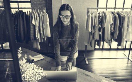 Wowan Working In Store