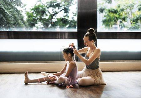 Ballet Dancers Training