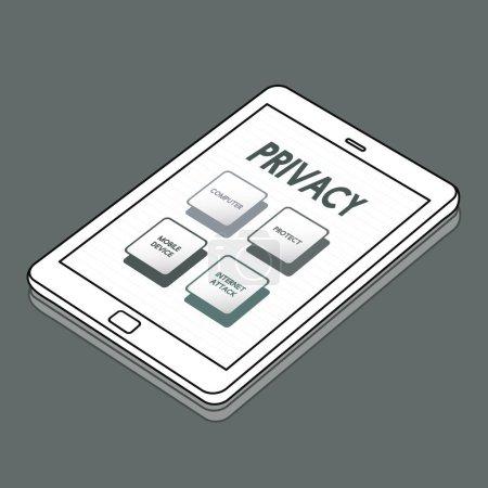 Cartoon digital tablet