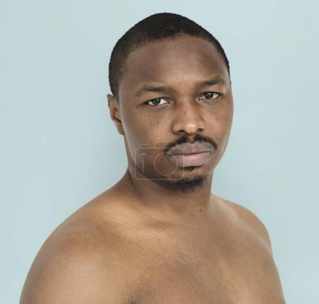 portrait of African Man