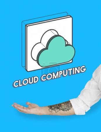 Data computing cloud